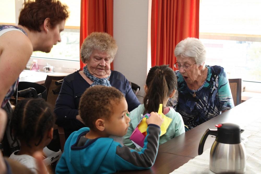 Bekend Kinderen doen iets voor de ouderen in de buurt #PJ18